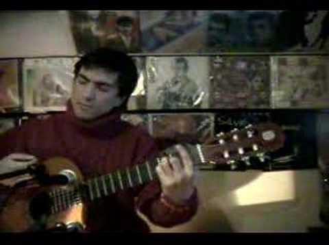 Testamento - Silvio Rodríguez (cover)