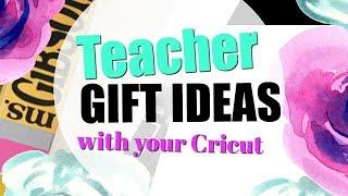 DIY Teacher Ideas with the Cricut