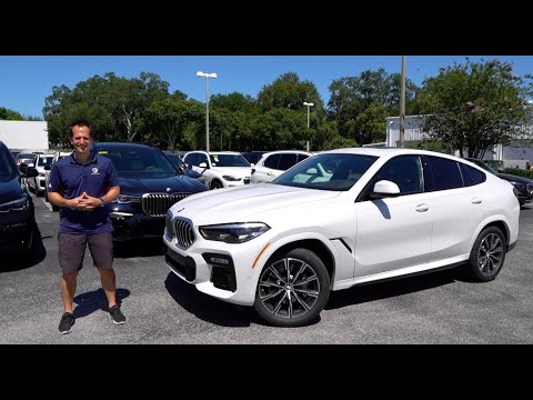 Is the NEW 2020 BMW X6 40i a good SUV that is now BETTER?