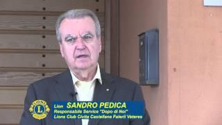 preview picture of video 'LIONS CIVITA CASTELLANA - SERVICE DOPO DI NOI'