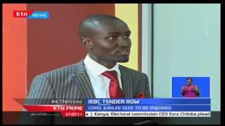 KTN Prime: 2.5 Billion IEBC Ballot tender hearing case commenced today