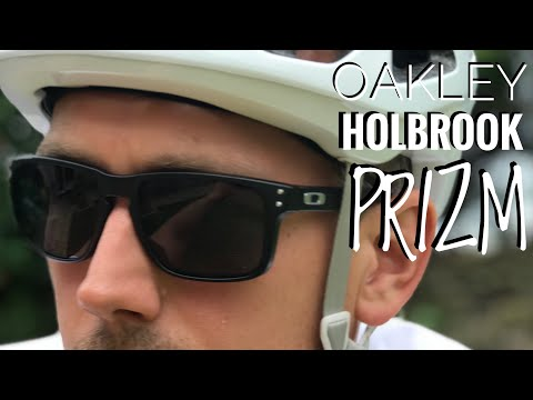 Oakley Holbrook Prizm Unboxing and Review