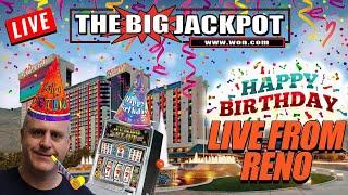 🎉 Raja Live Slot Play Birthday Bash 🎂 The Big Jackpot 🎊 | The Big Jackpot