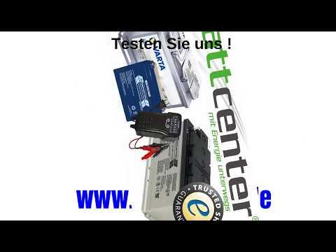 Battcenter - Batterien mit Tiefpreisgarantie. AGM-Batterien von RPower®, Gelbatterien von RPower®