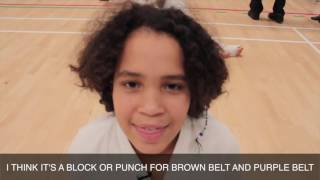 "Buna Kazoku Karate Championship 2016 (By Wandsworth Kid TV ""WKTV"")"