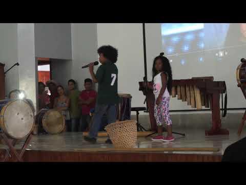 Participación de hermanos Gonzáles en el 2do Cuenteo Afro.