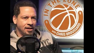 In The Zone with Chris Broussard: Jamal Crawford full interview
