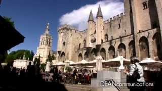 preview picture of video 'Avignon, France - Home of the French Popes'