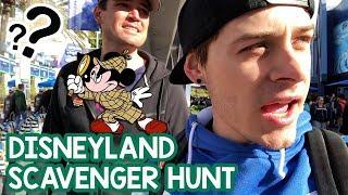 Disneyland Ultimate Scavenger Hunt