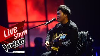 จิ๋ว -  ขอโทษ - Live Show - The Voice Thailand 2019 - 23 Dec 2019