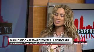 Una Nueva Prueba Sin Dolor para Evaluar y Diagnosticar la Neuropatía - Dynamic Health -Los Exertos