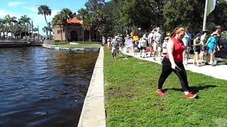 March Against Red Tide: St. Petersburg, Florida