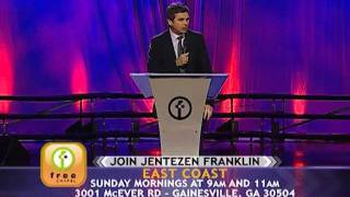 Jentezen Franklin - Power of a Made Up Mind