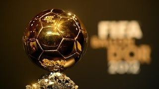 Золотой мяч 2017: Месси против Роналду / Ballon D'or 2017