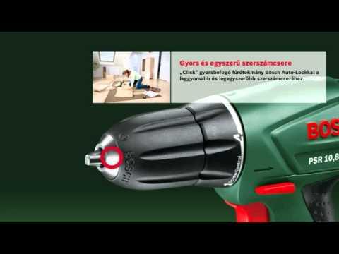 3165140520300 Bosch   Akku Bohrschrauber PSR 10 8 LI