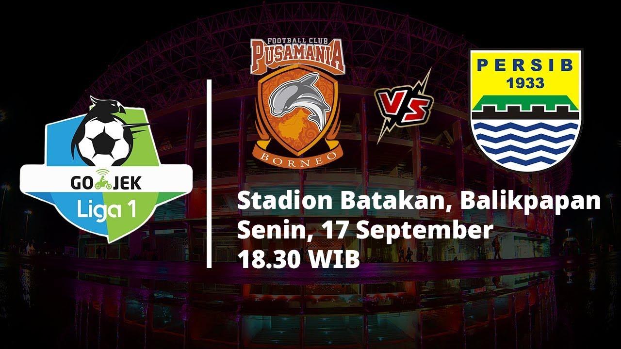 Indosiar Streaming Facebook: Live Streaming Indosiar Liga 1 Indonesia, Borneo FC Vs