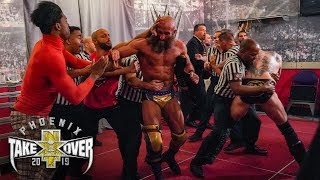 Huge Brawl Breaks Out Between NXT's Elite Superstars After TakeOver: WWE Exclusive, Jan. 26, 2019