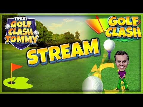 , title : 'Golf Clash LIVESTREAM, Opening round - MASTER - Easter Open Tournament!'