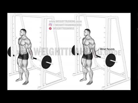 behind the back smith machine wrist curl 990x623