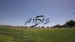 "KINfpv Designs - Atlas 5 FPV Freestyle 5"" Drone Frame - First Flight Test"