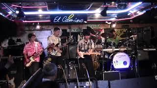 20190526 赤坂エルカミーノ THE SCOOTERS/ベンチャーズコピーバンド