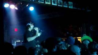 """D.R.I. """"I'm The Liar"""" live in Detroit"""