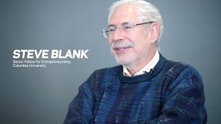 "Steve Blank: ""Failure Sucks."""