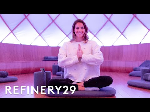 5 Days Of Becoming More Zen | Try Living With Lucie | Refinery29
