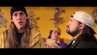Джей и молчаливый Боб - Сцена в кафе (HD)