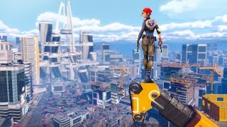 Agents Of Mayhem Official Gameplay Trailer (Open World Game 2017)