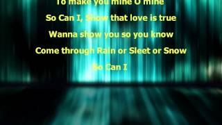 Can I by Anthony Wayne James Cook Video
