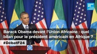 Barack Obama en Afrique : quel bilan? (partie 1)