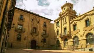 preview picture of video 'Time-lapse Logroño en movimiento'