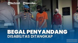 Pelaku Begal Penyandang Disabilitas di Jonggol Ditangkap di Jakarta Timur, Ternyata Masih Pelajar