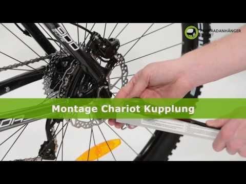 Montage Chariot Kupplung