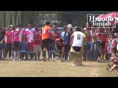 hmong soccer: Niam tsev vs Txiv tsev