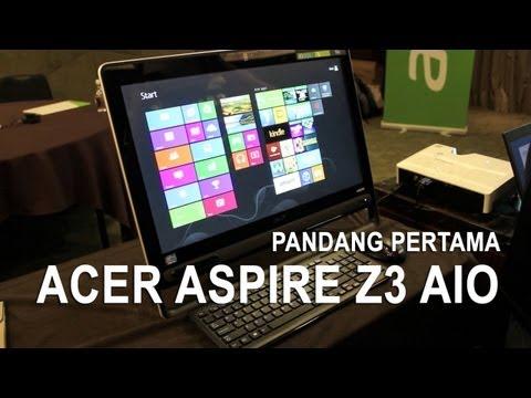 Pandang Pertama - Acer Aspire Z3 AIO