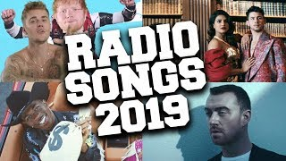 Top 50 Songs that You Hear Every Day on the Radio 2019 - May