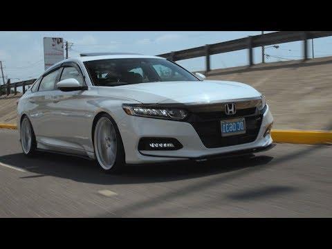 🇯🇲 2018 ACCORD SPORT 2.0T (LIMITED)   10th GEN Honda Accord