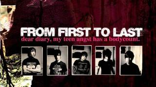 From First To Last-Secrets Don't Make Friends