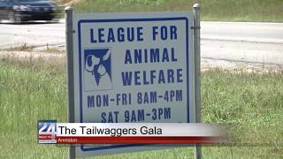 Tailwaggers Gala in Anniston
