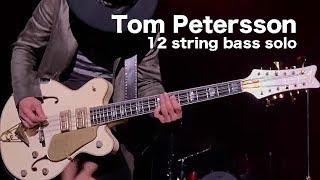 cheap trick  Tom Petersson 12 string bass solo(2016/11/16 at  Shinkiba Studio Coast , Tokyo Japan)