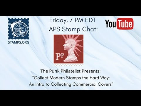 APS Stamp Chat: The Punk Philatelist