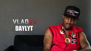 Daylyt: I Want to Battle WWE's John Cena; That Dude Can Rap