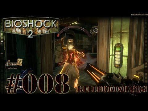 Bioshock 2 [HD|60FPS] #008 - Fotoshooting ★ Let's Play Bioshock 2