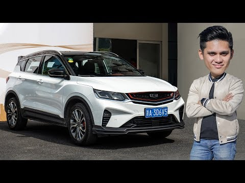 FIRST LOOK: 2019 Geely Binyue 1.5 Turbo - new Proton X50?