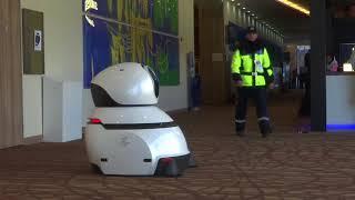 Winter Olympics: Robot technology showcased at Pyeongchang 2018 - dooclip.me