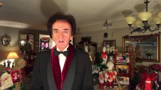 """""""O HOLY NIGHT"""" Johnny Mathis cover by Johnny Dark"""