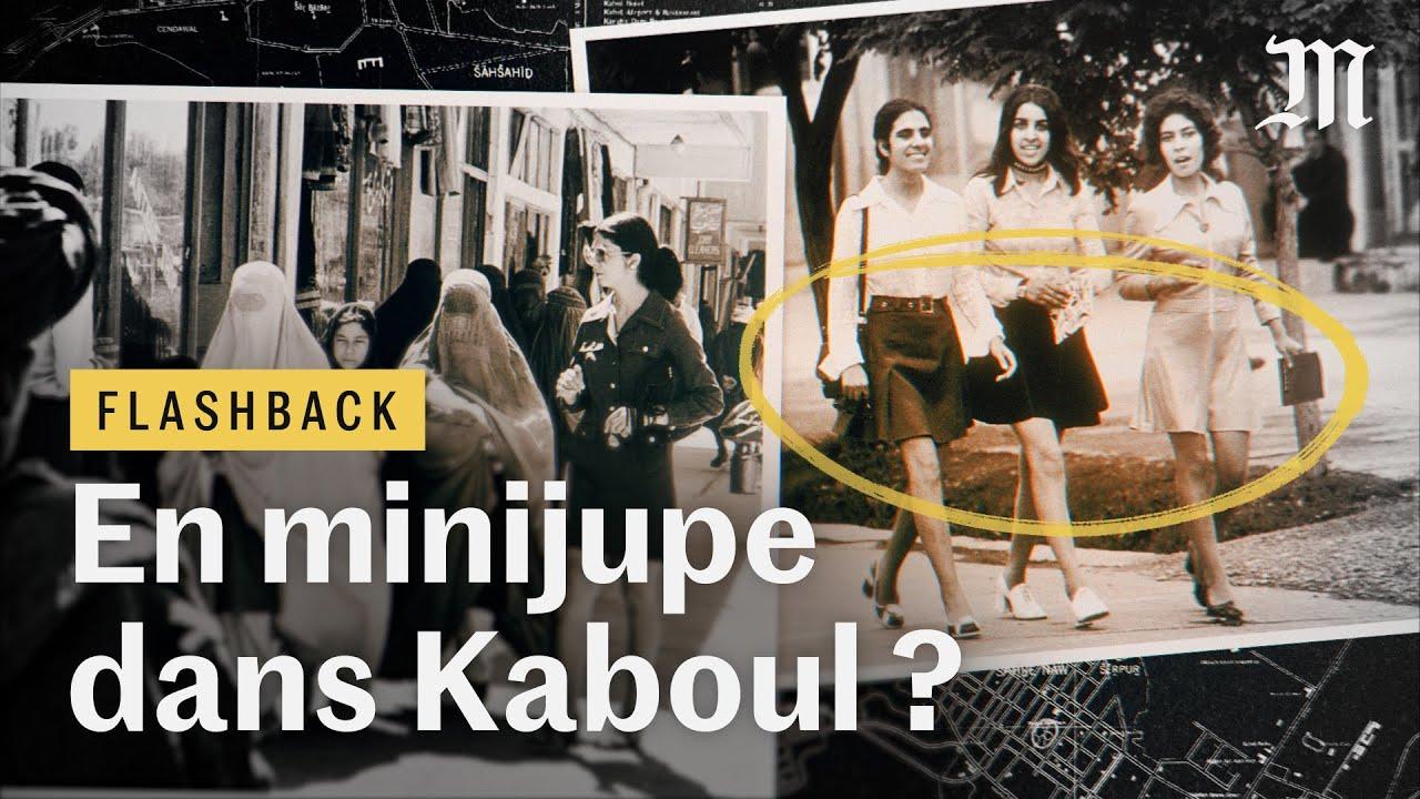 En minijupe dans Kaboul ? La réalité derrière la photo des Afghanes «libérées» - Flashback #5