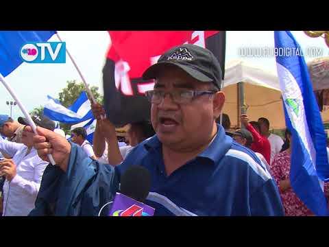 Familias expresan su apoyo al diálogo y la paz